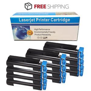 12 Pack Black Toner Cartridge for Oki data B411d B431d MB461 MB471 MF491 Printer