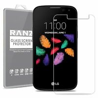 [2 Pack] Lg K3/ Lg Ls450 Tempered Glass Premium High Definition Screen Protector