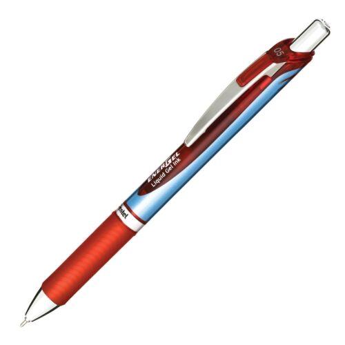 - 1 Each Pentel BLN75B Red Fine Pentel EnerGel Deluxe RTX Needle Tip