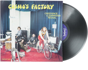Creedence-Clearwater-Revival-Cosmo-039-s-Factory-New-Vinyl-LP