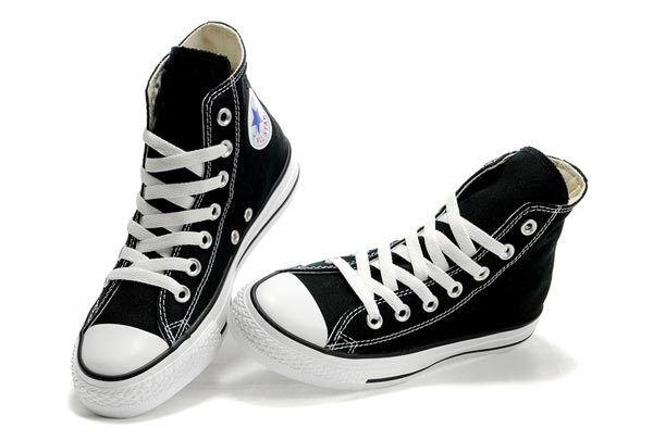 CONVERSE ALL STAR HI  Zapatos   Zapatos  EN ORIGINALES NEGRO M9162 (PVP EN  TIENDA 79EUROS) 384c8b