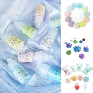 Details About 1 Pcs Uv Resin Glue Pigment Color Powder Decoration Durable Diy Making Crafts