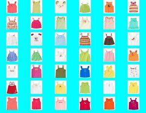 NWT-Gymboree-Baby-Girl-Knit-Tank-Top-Shirt-NEW-Choice-FREE-US-SHIPPING
