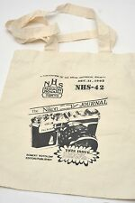 Nikon Historical Society 1993 Cloth Bag