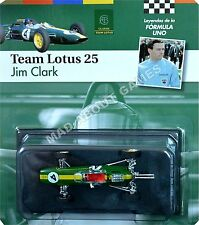 LOTUS 25 JIM CLARK #4 1:43 Scale F1 Racing Car Model Formula One