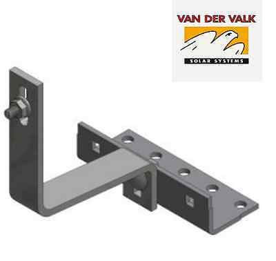 Van der Valk Roof Hook for Flat Concrete Tiles Twist Solar Panel PV