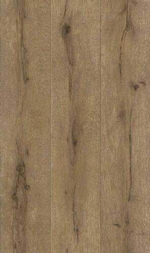 Rasch Panneau en Bois Planches Marron Papier Peint 514445