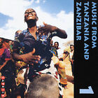 Music From Tanzania And Zanzibar, Vol. 1 by Various Artists (CD, Dec-1997, Caprice Records)