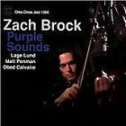 Zach Brock - Purple Sounds (2014)