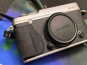 Fujifilm X-E1fotocamera mirrorless