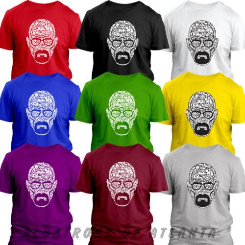 Heisenberg Breaking Bad// Dexter Walt Walter White Meth Science Bitch new T Shirt
