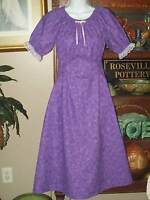 New Girls Custom Colonial Pioneer Prairie Civil War Dress Costume