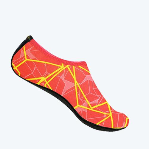 NASONBERG Women Aqua Water Shoes Swim Surf Yoga Sports Neoprene Beach Socks US