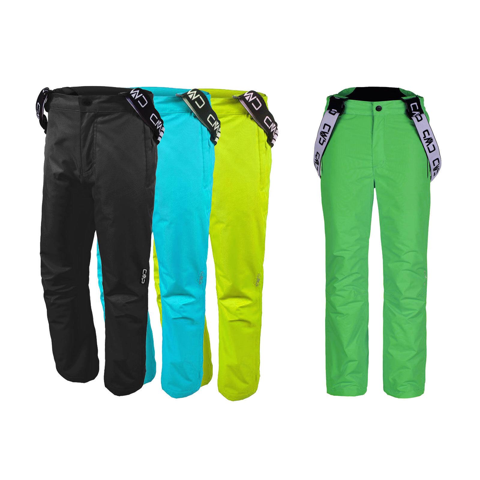 Campagnolo CMP Ski Salopette Kinder-Skihose Schneehose Snowboardhose Latzhose Schneehose Kinder-Skihose 1f83b3