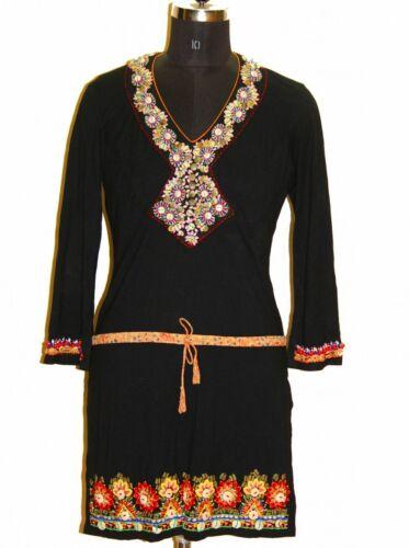 INDIAN VERY FAMOUS DESIGNER RITU KUMAR HAND EMBROI