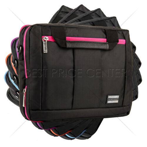 """17/"""" Women Mens Notebook Business Briefcase Handbag Laptop Shoulder Messenger Bag"""