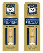 RoC RETINOL CORREXION Deep Wrinkle Night Cream [2pack] EXTRA 10% (1.1oz pk)