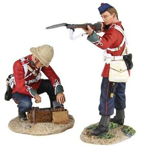 BRITAINS ANGLO ZULU WAR 20155 MORE AMMO BRITISH 24TH FOOT MIB