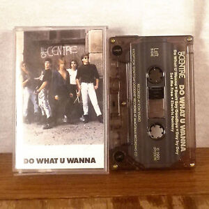 RARE-Private-Press-Hair-Metal-Speed-Thrash-Off-Centre-1991-Tape-Cassette-Demo-M
