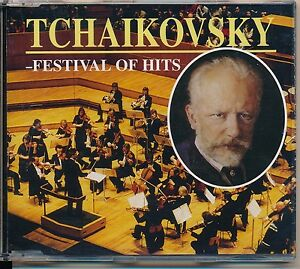 TCHAIKOVSKY-Festival-of-Hits-10-track-cd-vgc-readers-digest