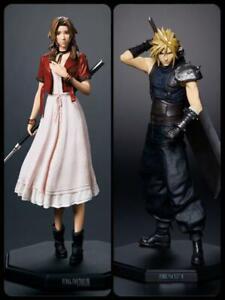 Square Enix FINAL FANTASY VII 7 REMAKE Kuji Cloud Strife Aerith Figure set of 2