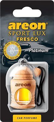 3x Originale Areon Fresco Profumo Per Auto Albero Profumato Deodoranti Materiale Selezionato