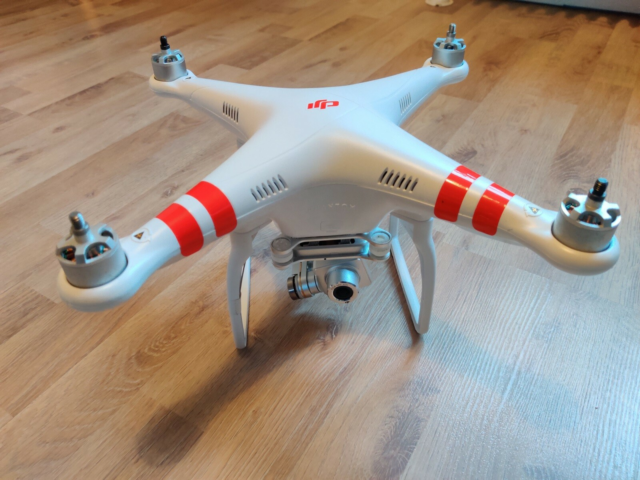 Drone, DJI Phantom 2 Vision Plus, DJI Phantom 2 Vision Plus…