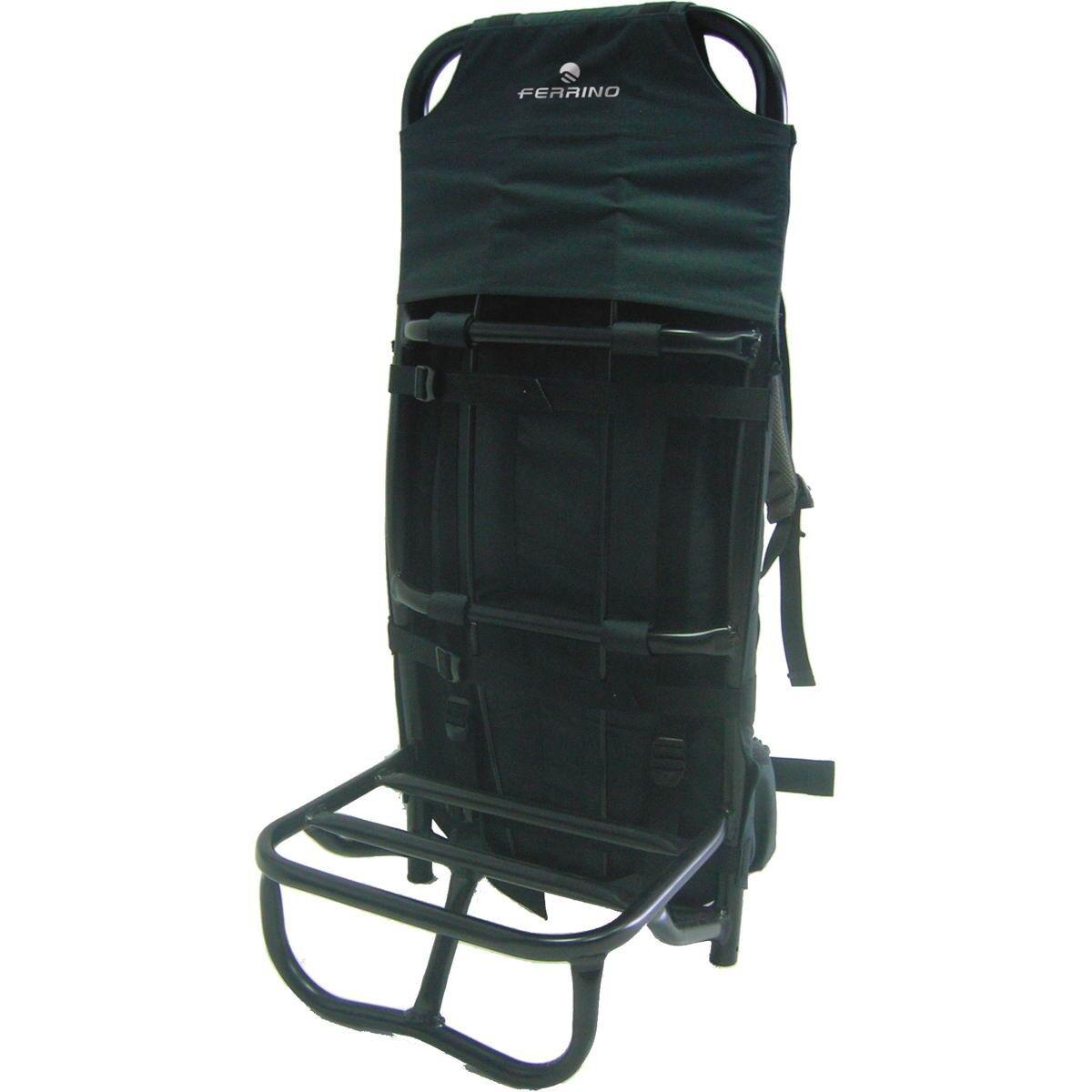 Ferrino Tragegestell Alu-Frame Kraxel Lastenkraxel 2,3 kg bis 75 kg Traglast NEU