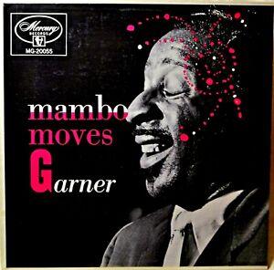 Mambo-Moves-Erroll-Garner-Mono-Mercury-LP-MG-20055-NM-Vinyl-Jazz-Piano-NICE