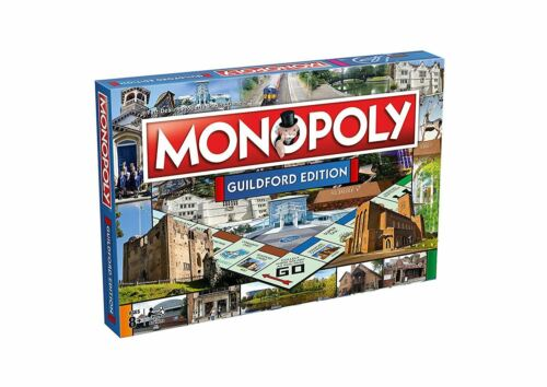 Guildford monopole