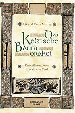 DAS KELTISCHE BAUM-ORAKEL - Liz & Collin Murray KARTEN & BUCH SET - NEU