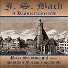 Bach: 4 Klavierkonzerte (CD, Jul-2011, Divine Art)