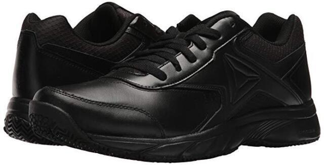 d5b3296f2aef9 Men Reebok Work N Cushion 3.0 Walking Shoe BS9524 Color Black Brand New