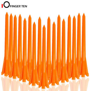 Golf-Tees-Plastic-70mm-83mm-100Pcs-5-Claws-Prong-Tee-Multicolor-Practice-Outdoor