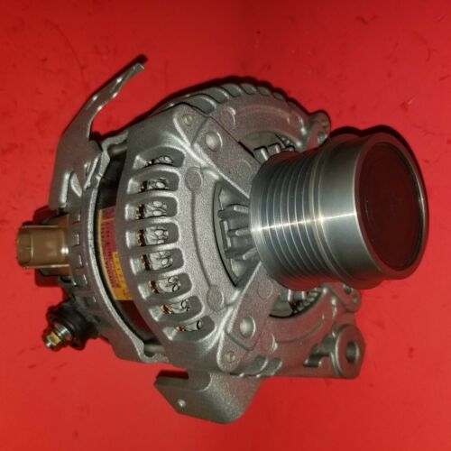 Alternator Fits; 2006 Toyota RAV4 4Cylinder 2.4 Liter Engine 100AMP 1 Year