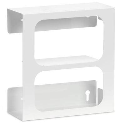 Stainless Steel Glove Dispenser Single 5.5W x 3.81D x 10H