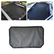 One Sun Shade UV Protect Door Mesh Bikini Top Cover For Jeep Wrangler JK 2007-17