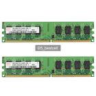 New Hynix 4GB 2X2GB DDR2 PC2-6400 800MHz 240Pin Desktop Memory Ram Dual Channel