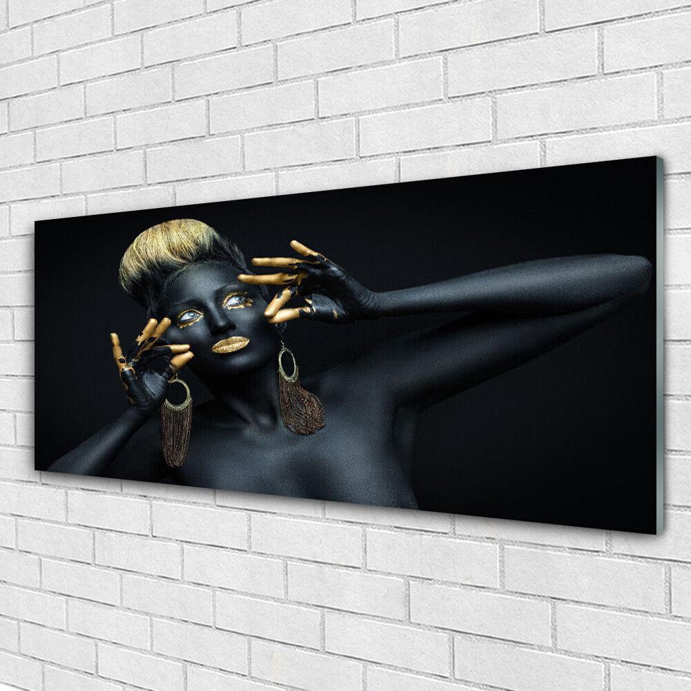 Acrylglasbilder Wandbilder aus Plexiglas® 125x50 Frau Menschen