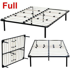 Platform Metal Bed Frame Mattress Foundation Bedroom Furniture Base Full Size