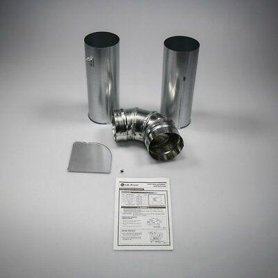 LG Electronics 3911EZ9131X Dryer Side or Bottom Venting Kit