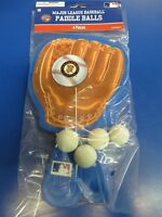 San Francisco Giants Mlb Pro Baseball Sports Party Favor Toy Paddle Ball Games