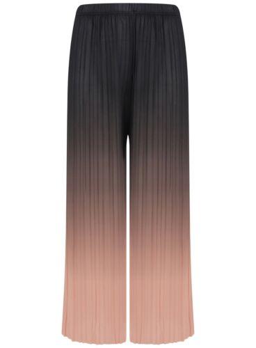 Donna Culotte Dip Dye 3//4 Pantaloni Harem Pantaloncini Cotone Rich Nuovo Estate Spiaggia