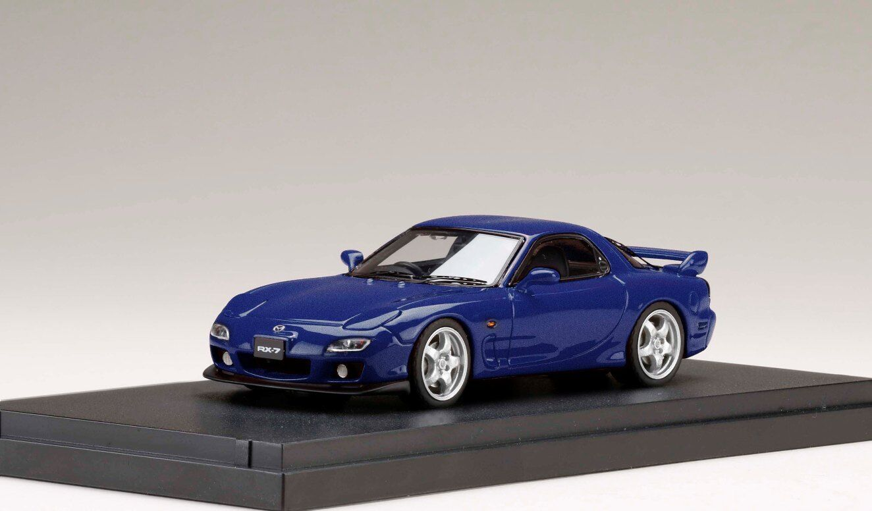 diseño único Mazda RX-7 RX-7 RX-7 (FD3S) azul tipo RS inocentes Mica Mark 43 1 43  PM43102BL  mas preferencial
