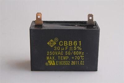 2.75UF+1.75UF CBB61 Capacitor 250 VAC 50//60HZ Ceiling Fan Motor