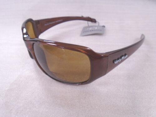 2.00 Ugly fish polarisé lunettes de soleil swift PN3077 marron//brown bifocal lens