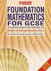 Foundation Mathematics for GCSE by Brian Speed, Kevin Evans, Keith Gordon (Paperback, 2001)