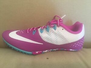 Nike-Women-039-s-Zoom-Rival-S-8-Track-Spikes-Purple-Racing-Running-MSRP-65-NEW