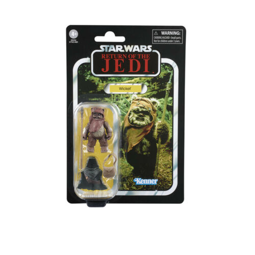 2020 Star Wars The Vintage Collection Wave 4 Wicket the Ewok