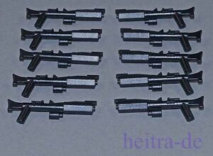 Little-Arms-10-x-Replicant-Rifle-Waffe-fuer-LEGO-Star-Wars-Clone-Trooper-NEUWARE